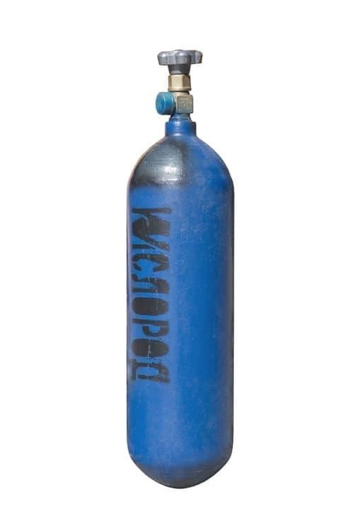заправка кислород 5л москва